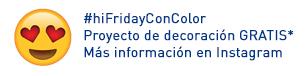 ?? #hiFridayConColor